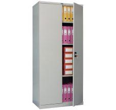 Szafa aktowa metalowa Economy 1900h x1000 x500mm, z drzwiami uchylnymi