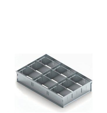 Podziałka do szuflad, wysoka