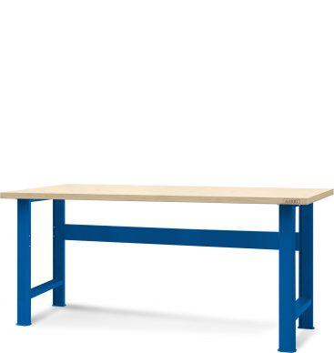 Stół warsztatowy 2100 bez szafek