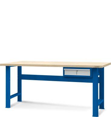 Stół warsztatowy 2100mm, 1 szafka H13