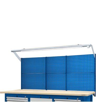 Nadbudowa do stołów 2100 z modułem oświetleniowym LED