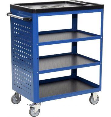 Wózek warsztatowy 3-półkowy