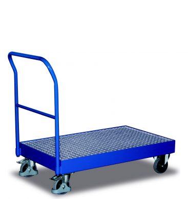 Wózek z wanną ociekową 100x60cm