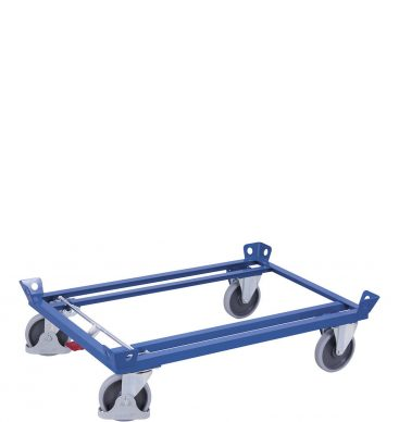 Wózek ramowy pod paletę 1200x800mm, 500kg