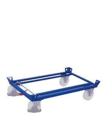 Wózek ramowy pod paletę 1200x800mm, 1050kg