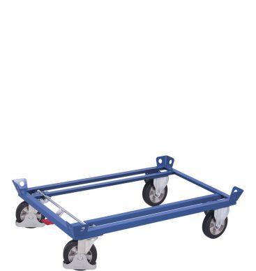 Wózek ramowy pod paletę 1200x800mm, 1200kg