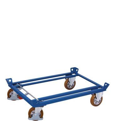 Wózek ramowy pod paletę 1200x800mm, 1800kg