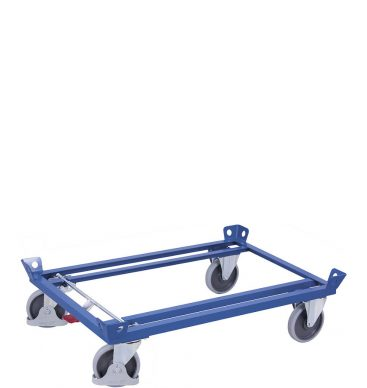 Wózek ramowy pod paletę 800x600mm, 500kg