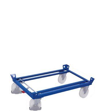 Wózek ramowy pod paletę 800x600mm, 1050kg