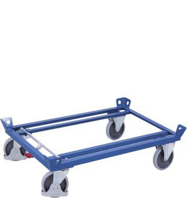Wózek ramowy pod paletę 1200x1000mm, 500kg