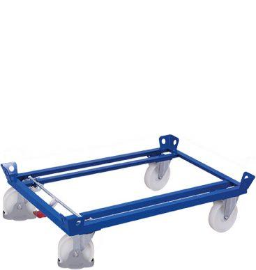 Wózek ramowy pod paletę 1200x1000mm, 1050kg