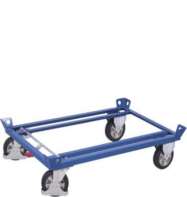 Wózek ramowy pod paletę 1200x1000mm, 1200kg